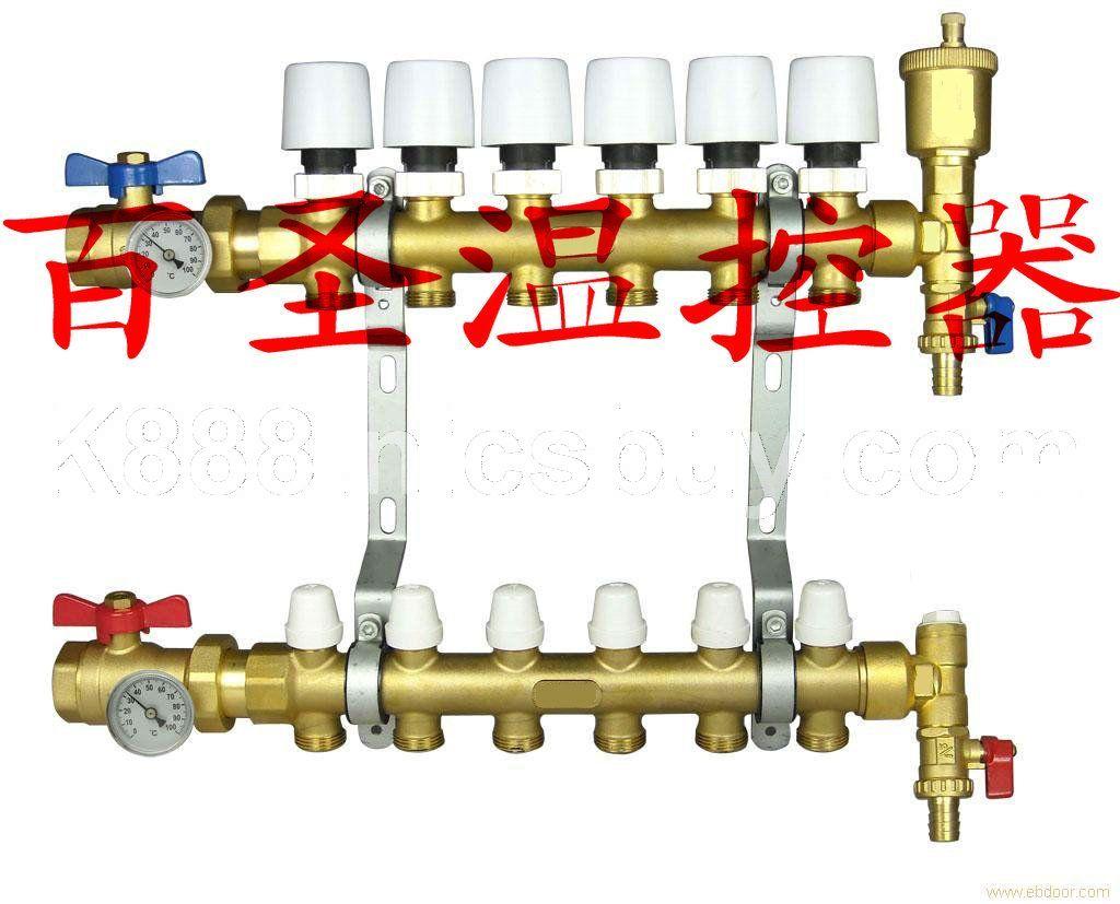 电动调节阀 比例积分调节阀 ,电动压差旁通阀, 电动球阀,智能型地暖分图片