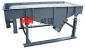 长方形振动筛-食品颗粒专用直线型振动筛-不锈钢方形筛机